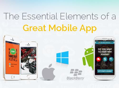 Elements of a Great Mobile App