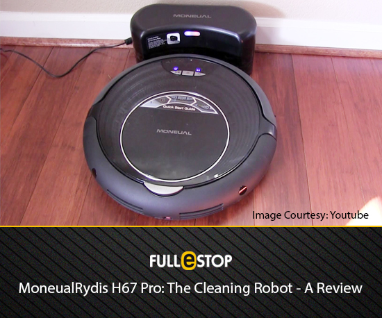 The Cleaning Robot - A Review