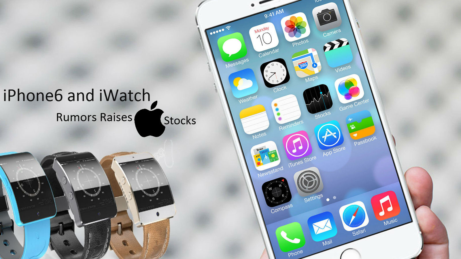 iwatch and iphone6