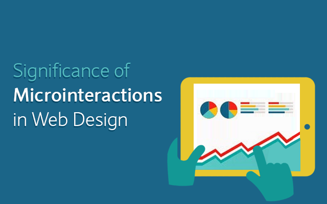 Microinteractions in Web Design