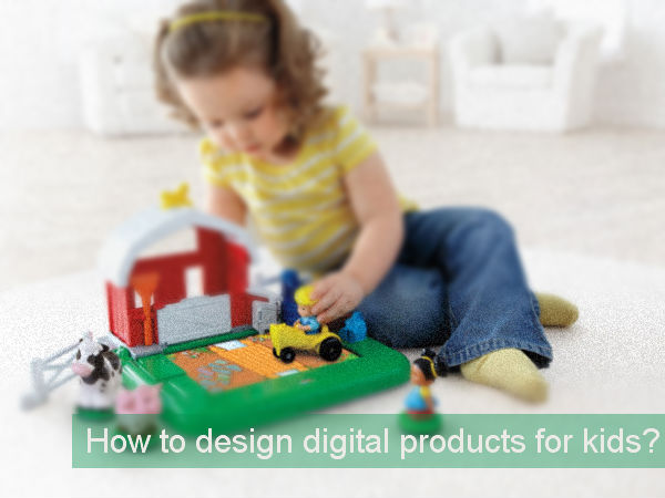 design of kids products