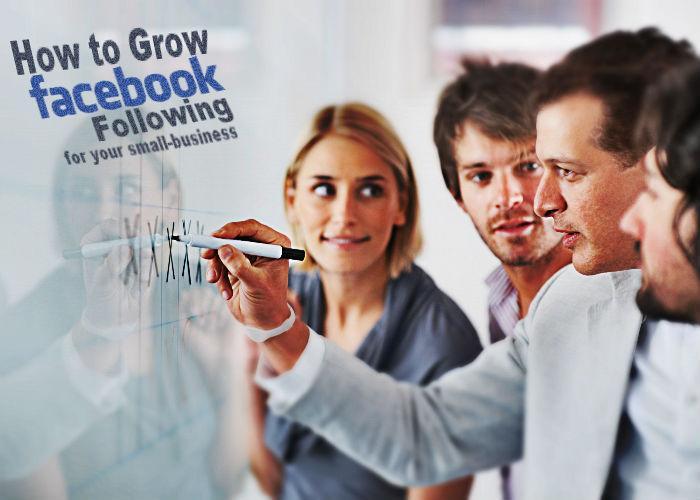 facebook following