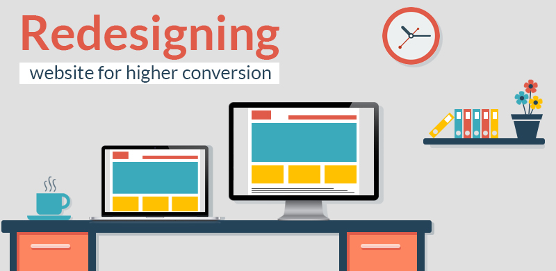 Redesigning website for higher conversion - Fullestop Blogs