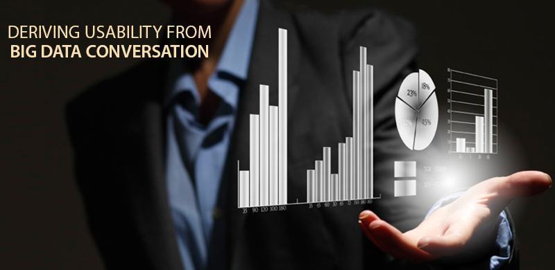 Deriving Usability from Big Data Conversation