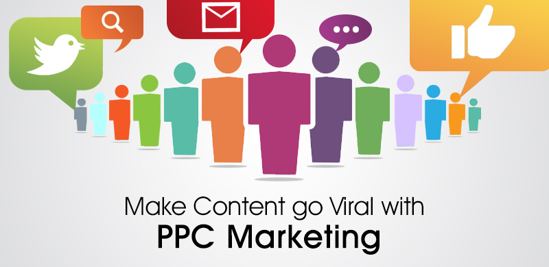 Make Content go viral with PPC marketing