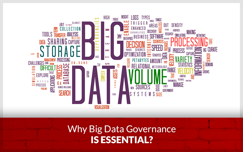 Why big data governance is essential