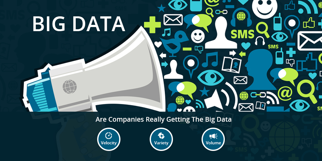 Are companies really getting the Big Data