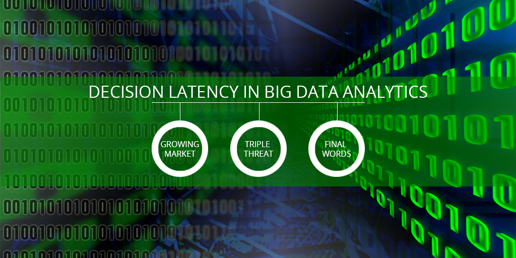 Decision Latency in Big Data Analytics