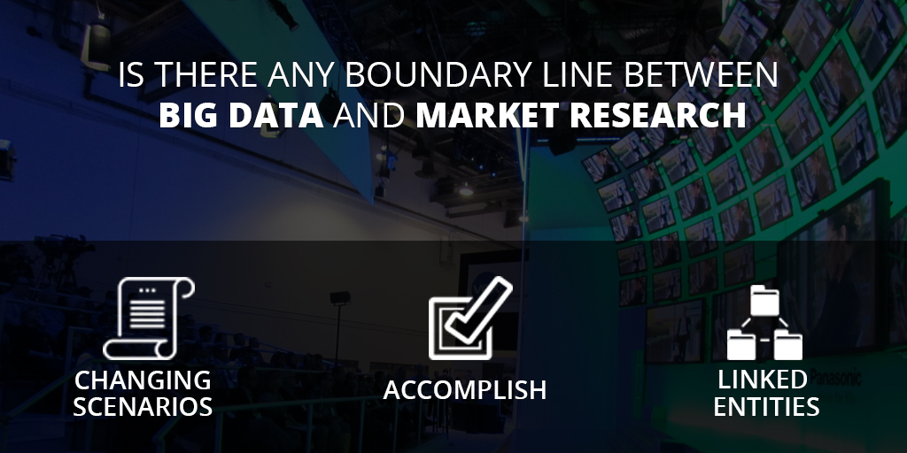 Is there any boundary line between Big Data and Market Research