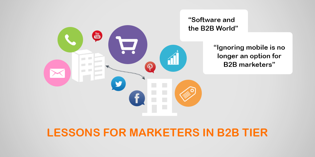 Lessons for Marketers in B2B Tier