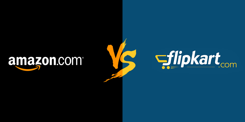 Amazon vs Flipkart The Two E-commerce Giants of India