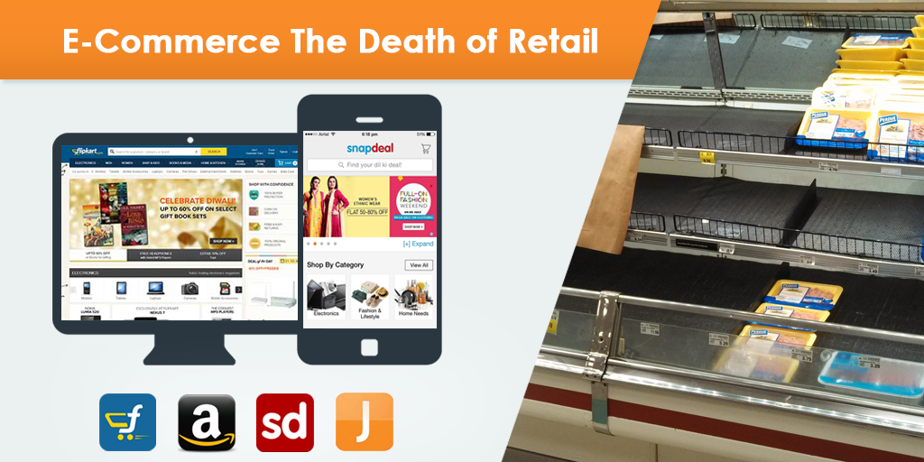 Is E-Commerce The Death of Retail