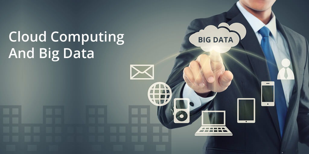 Cloud Computing and Big Data Relating the Two
