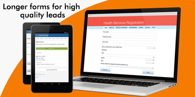 Longer Forms for High Quality Leads