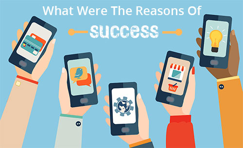 What were the reasons of success