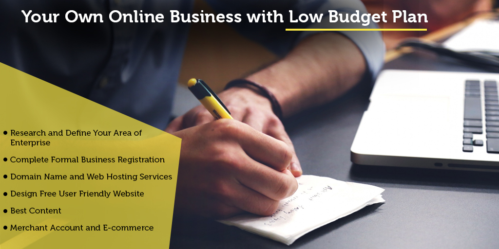 best business plan in low budget