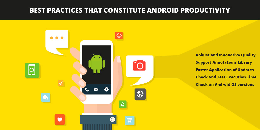 Considerations for Best Practices that Constitute Android