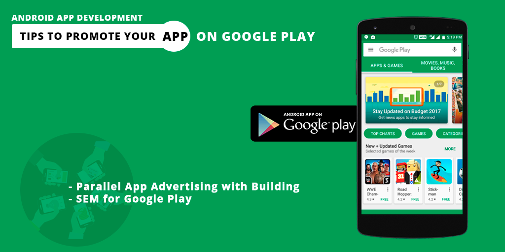 Tips to Promote Your App on Google Play