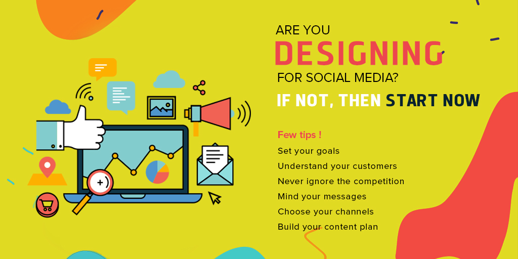 Are You Designing For Social Media If Not Then Start Now