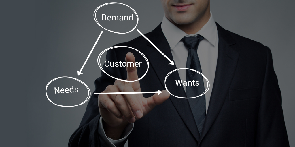 Manage Customers Needs and Wants
